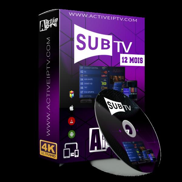 SUBTV IPTV