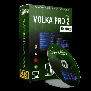 VOLKA PRO IPTV