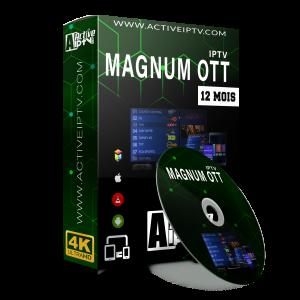 MAGNUM ott IPTV
