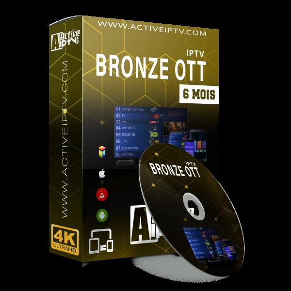 BRONZE OTT IPTV