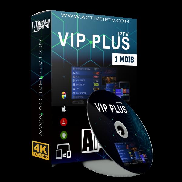 VIP PLUS IPTV