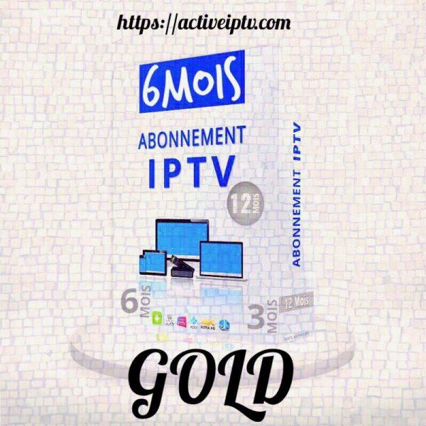 GOLD IPTV