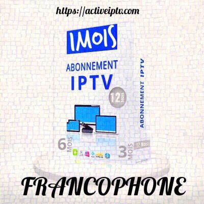 IPTV FRANCOPHONE